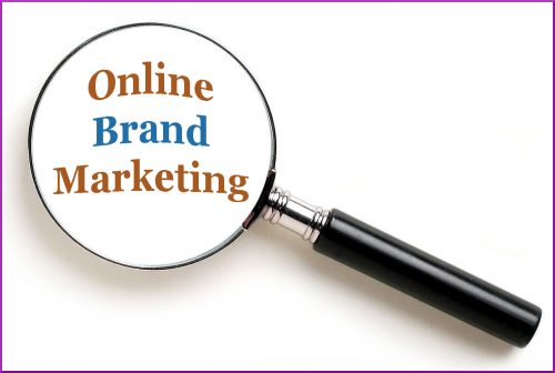 Online brand marketing