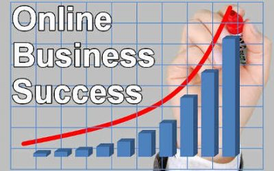 Online business success