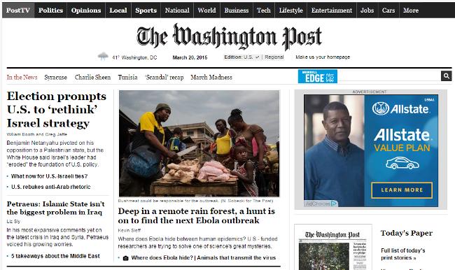 Online newspaper audience measurement