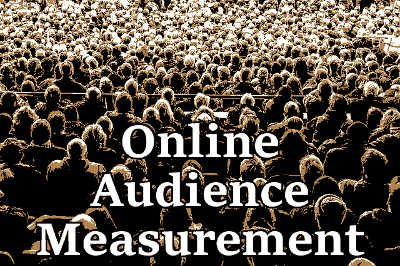 Online audience measurement