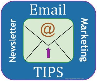 Email newsletter marketing tips