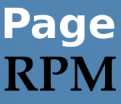 Website page RPM