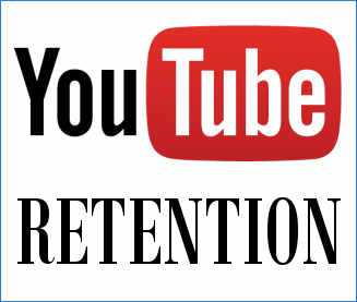 YouTube retention rates
