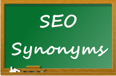 SEO synonyms