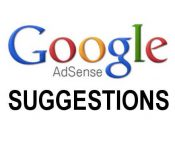 AdSense suggestions
