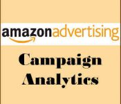 Amazon advertising analytics