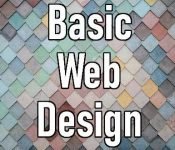 Basic Web Design Covers 9 Important Steps