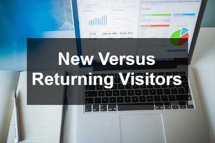 New versus returning visitors